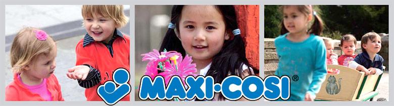 Maxi Cosi Header