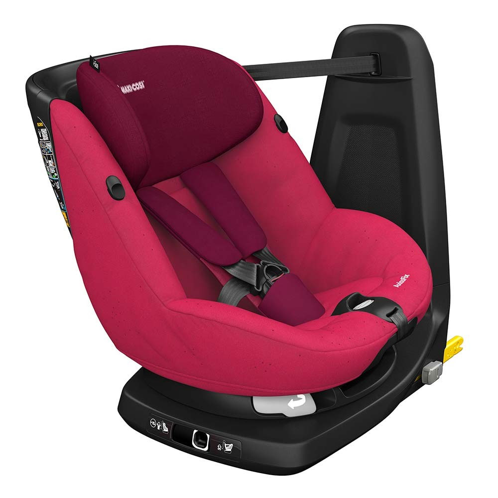 maxi cosi axissfix car seat cover set b graded 2015 in berry pink rrp ebay. Black Bedroom Furniture Sets. Home Design Ideas