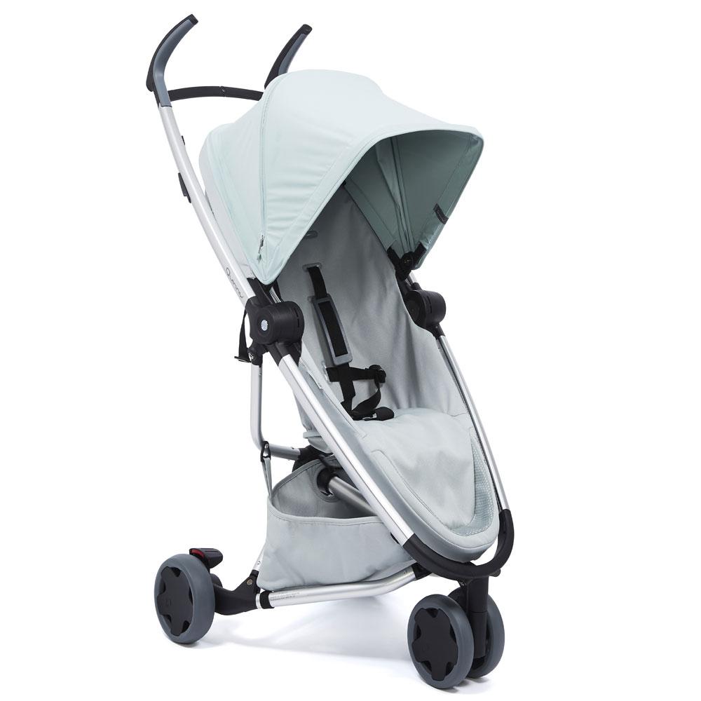Brand New Quinny ZAPP Flex Pushchair in Frost on Grey RRP£295